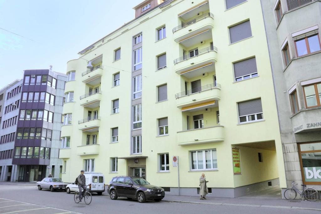 2 Room Apartment To rent at Mühlebachstrasse, 30 in Zürich