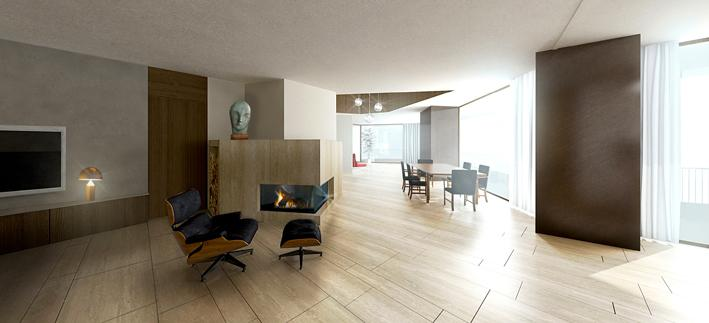 3 Room Apartment For Sale in Balerna - 2 Photos